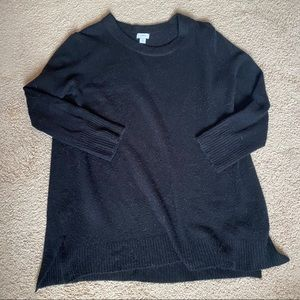 Old navy black sweater 3X